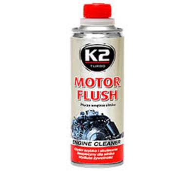 K2 TURBO MOTOR FLUSH