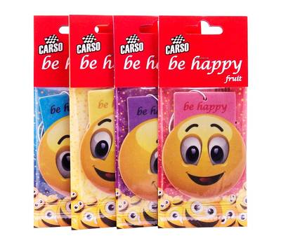 CARSO BE HAPPY